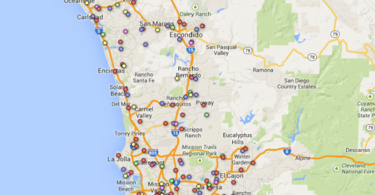 The Big Overlap: Albertsons and Safeway