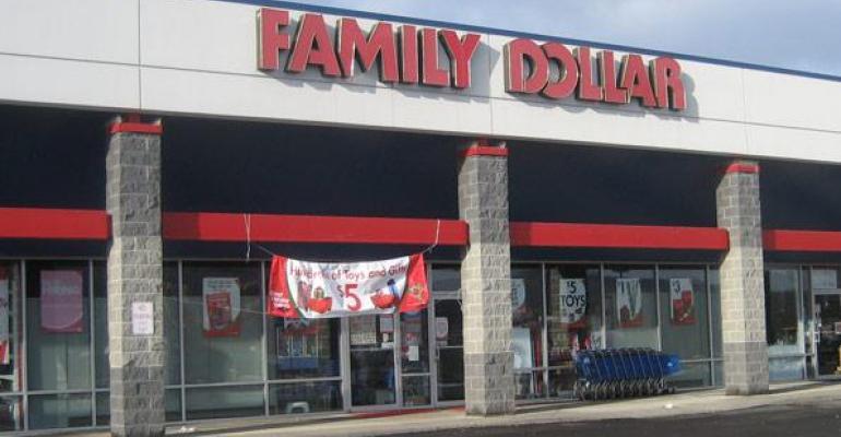 Family Dollar avoids sale rumors; earnings drop