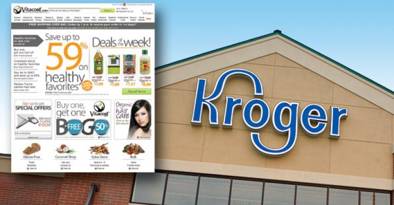 Vitacost buy will jumpstart Kroger e-commerce