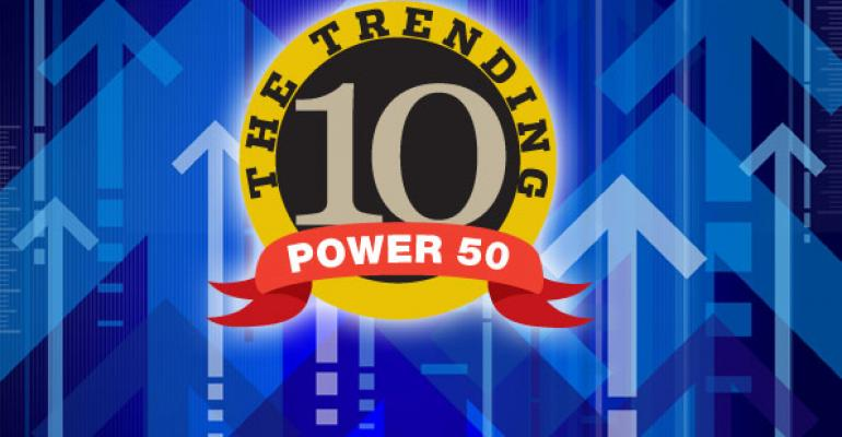 2014 Power 50: The Trending 10
