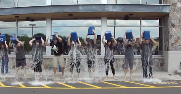 Price Chopper, Whole Foods employees accept Ice Bucket Challenge