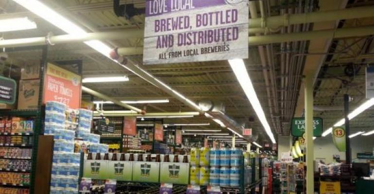 Local beer gets attention at Fairway