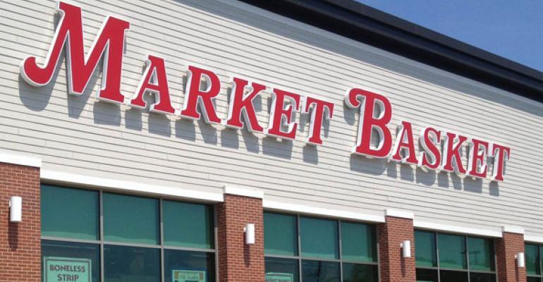 Back to work at Market Basket