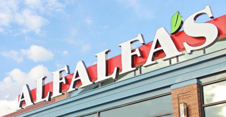 Alfalfa's CEO out in management shakeup