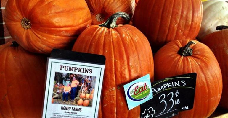 Meijer, Festival Foods promote pumpkin for fall