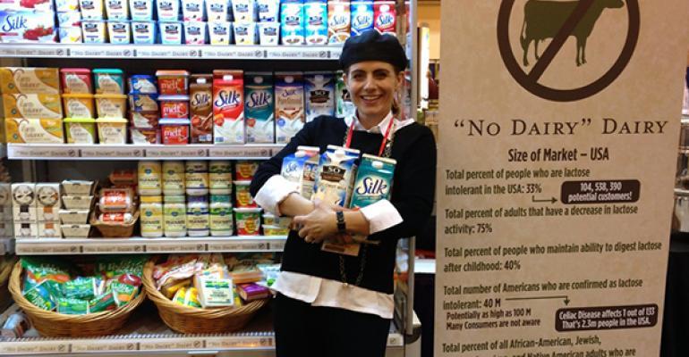 Dairy-Free L.O.V.E.: A new case at SpartanNash