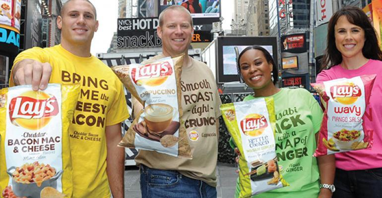 Frito-Lay: 2014 Supplier Leadership Award winner for New Media Marketing