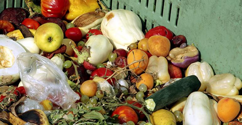 Retailer resources for reducing food waste