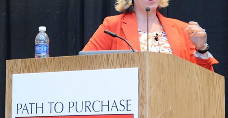 Speaker addresses omnichannel shoppers
