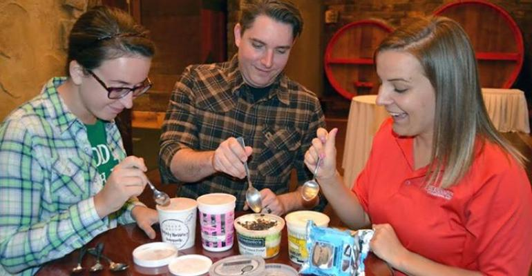 Jungle Jim's launches craft ice cream section