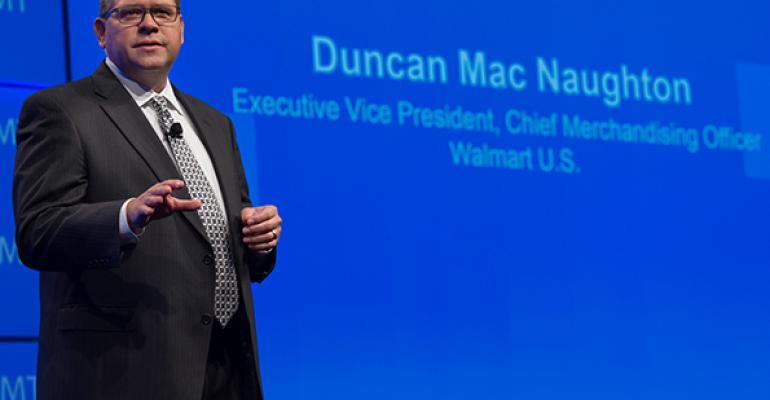 Mac Naughton out in Walmart merchandising shakeup