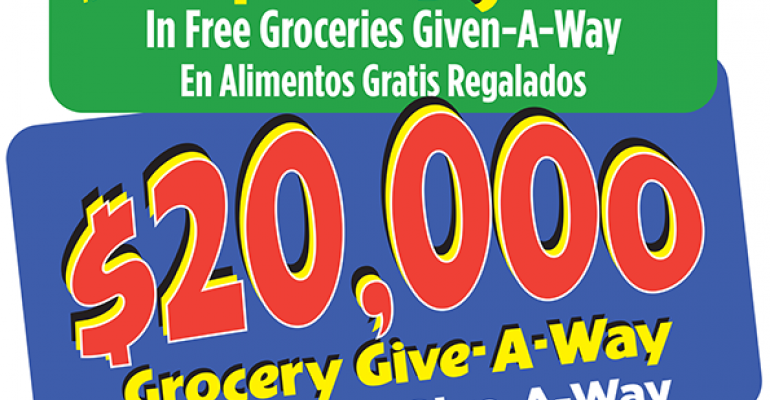 Bilingual grocery promotion moves to SoCal
