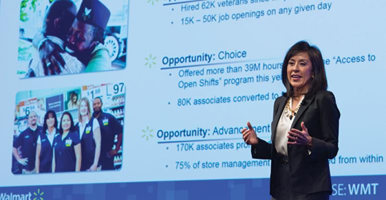 Walmart execs pay price for execution woes: Analysts