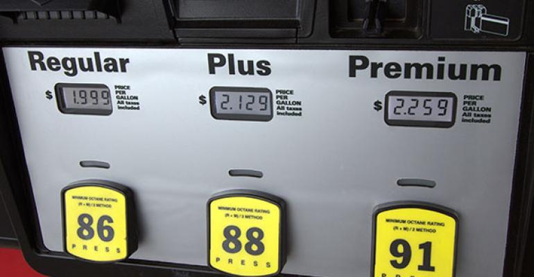 Low gas prices pump retailer profits