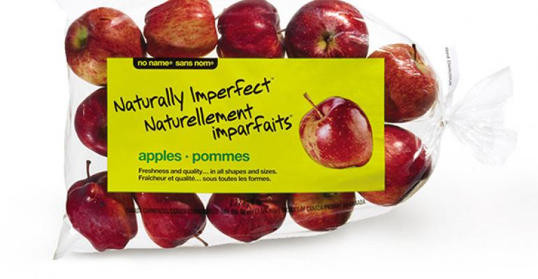 Loblaw banners to stock PL imperfect produce