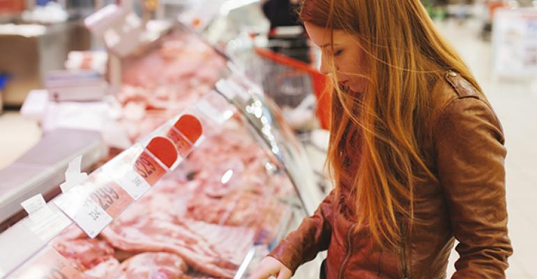 Study: Meat department losing Millennials