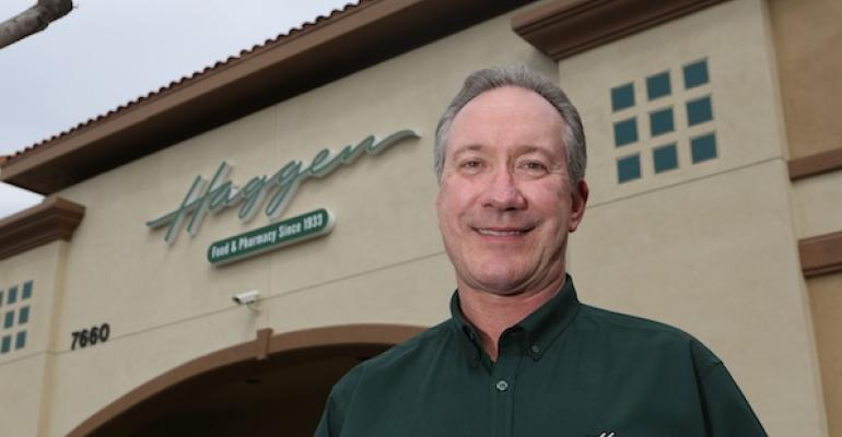 Bill Shaner is CEO of Haggenrsquos new Pacific Southwest division