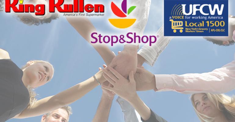 Stop & Shop, King Kullen workers OK new deal