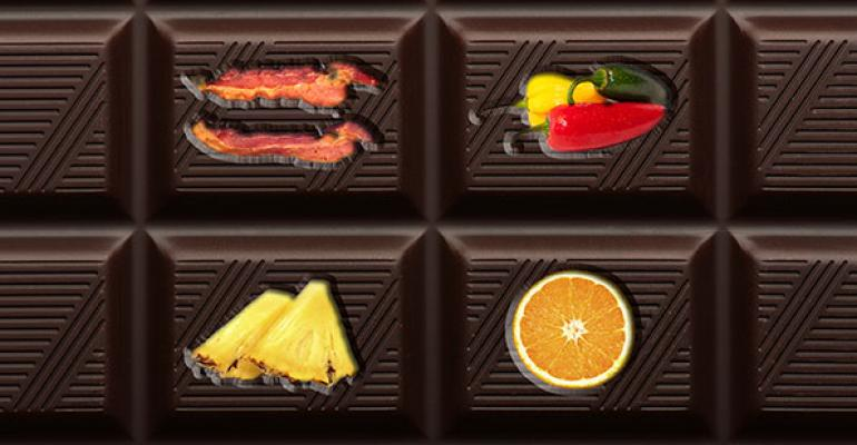 Raising the bar: Specialty flavors elevate everyday chocolate offerings