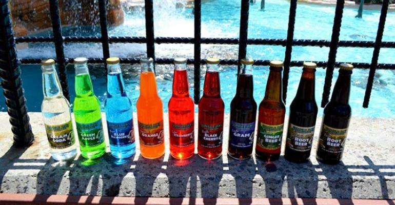 Jungle Jim's rolls out store brand soda