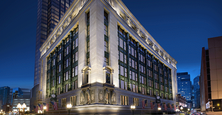 Roche Bros will be among the tenants of the new Millennium Building which shares space with the restored Burnham Building