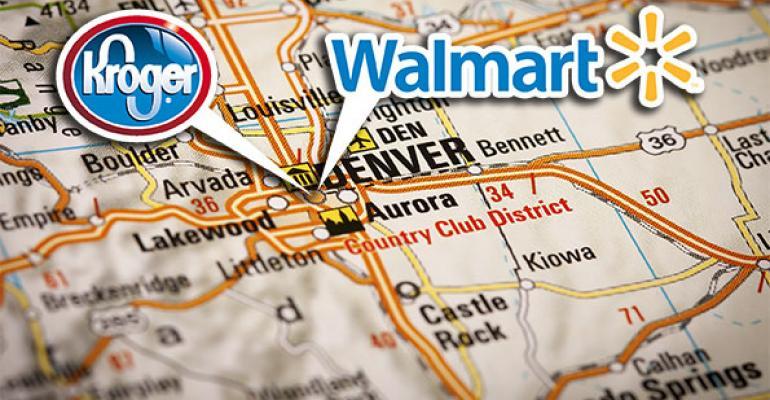Walmart beats Kroger in Denver pricing