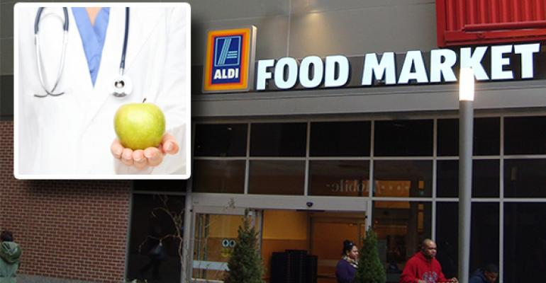 Aldi flags dietitian-approved foods