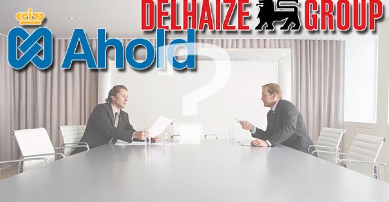 Ahold, Delhaize confirm merger talks