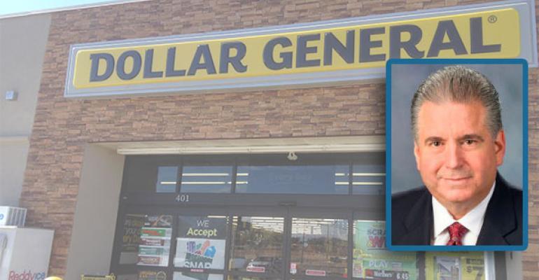Vasos to succeed Dreiling as Dollar General CEO