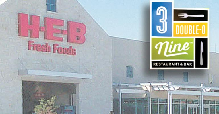 H-E-B's new restaurant is big on events