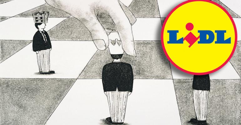 Lidl swaps out U.S. leaders: Report