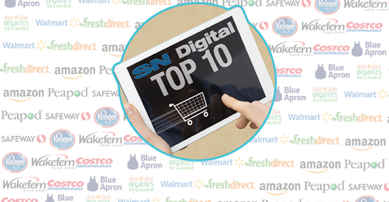 Amazon leads SN's inaugural Digital Top 10