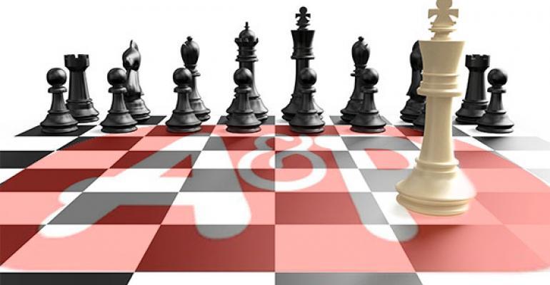 A&P acknowledges strategic options