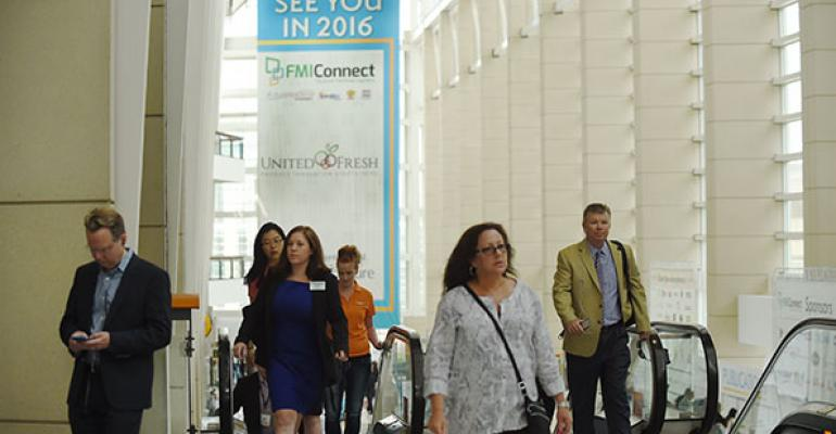 Retailers seek inspiration at FMI Connect