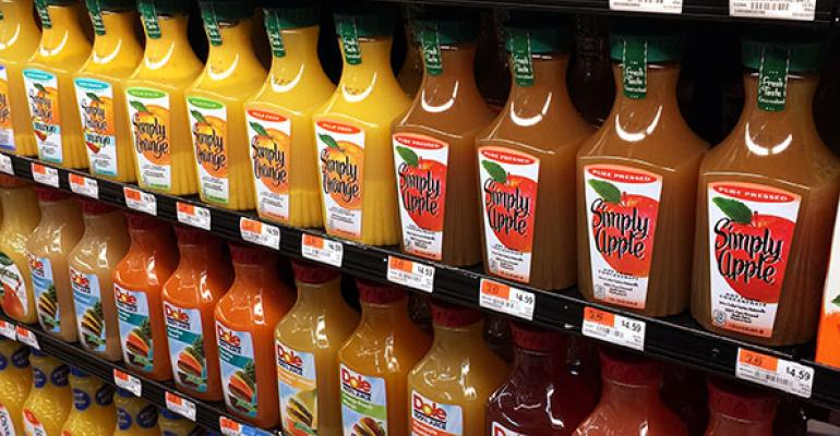 Liquid Gold: Retailers look for growth in an expanding RFG beverage category