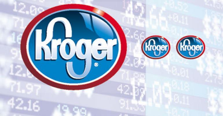 Kroger stock to split