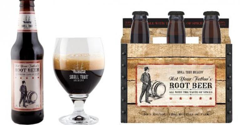 Hard root beer gains a following