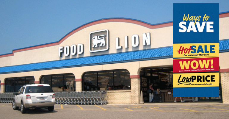 Food Lion lowers prices chainwide