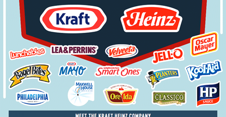 Kraft shareholders approve merger with Heinz