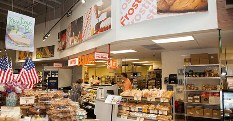 The bakery at a new United Supermarkets location in Brownwood Texas Photo courtesy of United Supermarkets