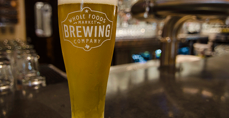 Whole Foods will distribute Post Oak Pale Ale to its Texas stores in September