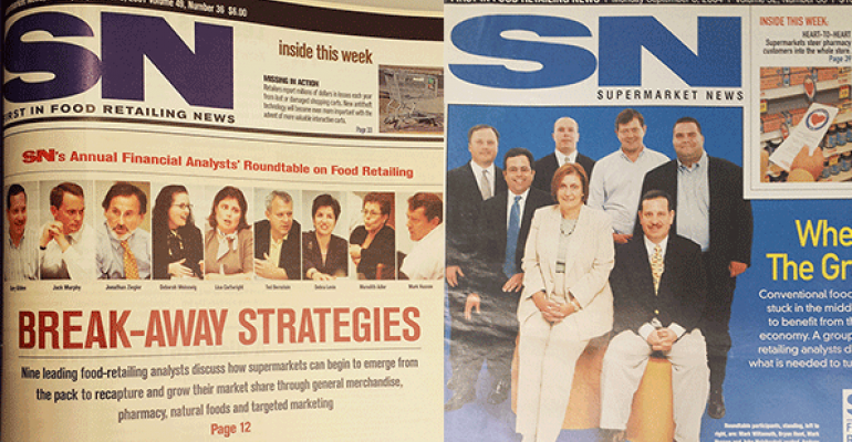 Reflections on the past: SN's Financial Analysts Roundtables 2001-2005
