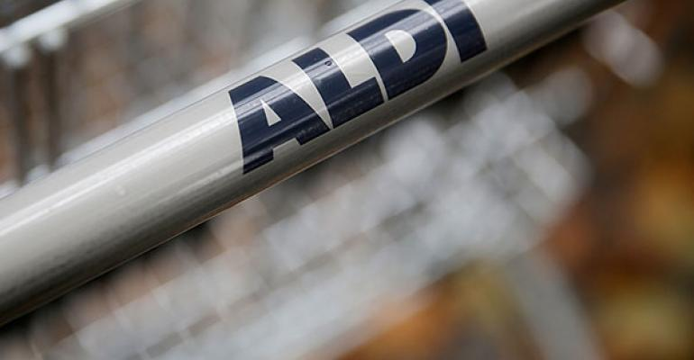 Aldi removes undesirable ingredients from its brands