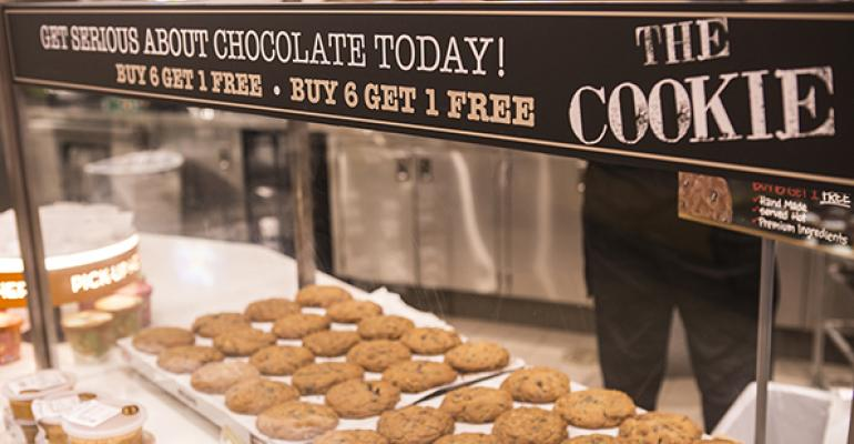 Bristol Farms boosts bakery with 'The Cookie'