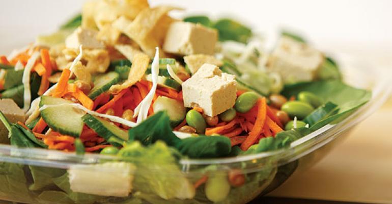 Changing tastes in prepared foods
