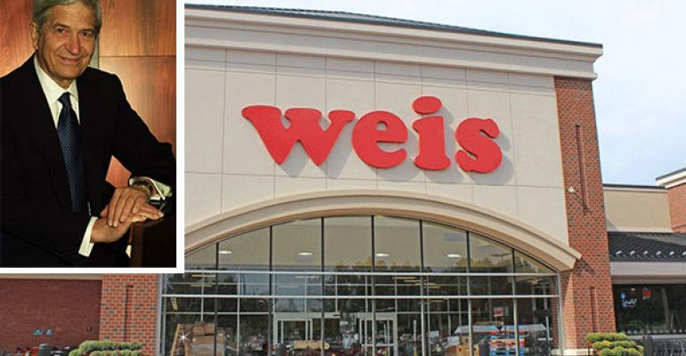 Weis Markets chair Robert F. Weis dies at 96