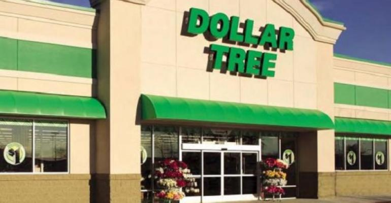 Clearance drives 3Q sales growth for Dollar Tree