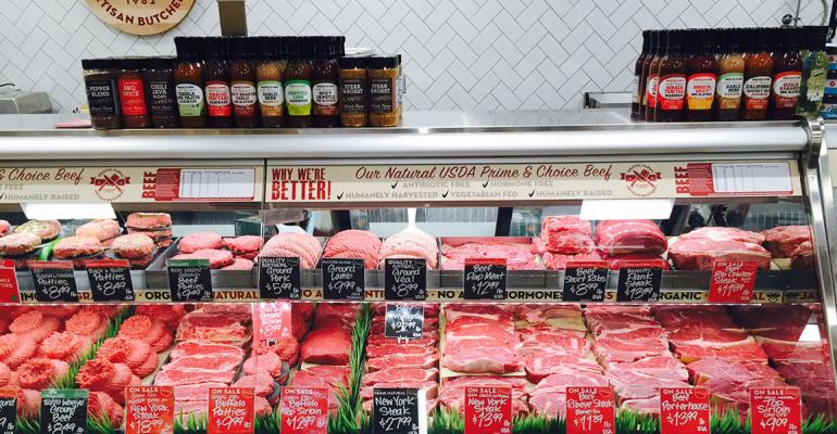 Bristol FarmsLazy Acres Market focused on unique items to offset the effects of high beef prices Photo courtesy of Bristol FarmsLazy Acre Markets