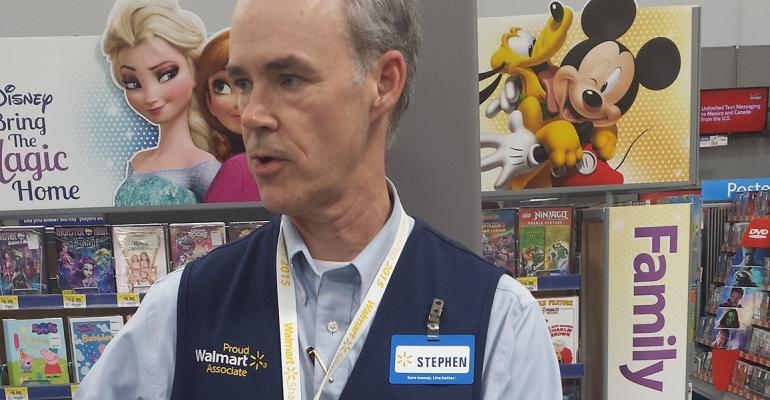 Walmart marketing chief Quinn to retire