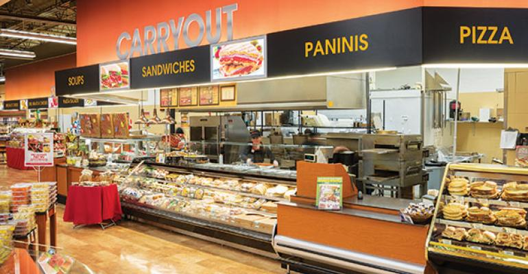Tops Markets is constantly updating the deli to follow the latest trends and make sure stores are best equipped for both shoppers and employees
